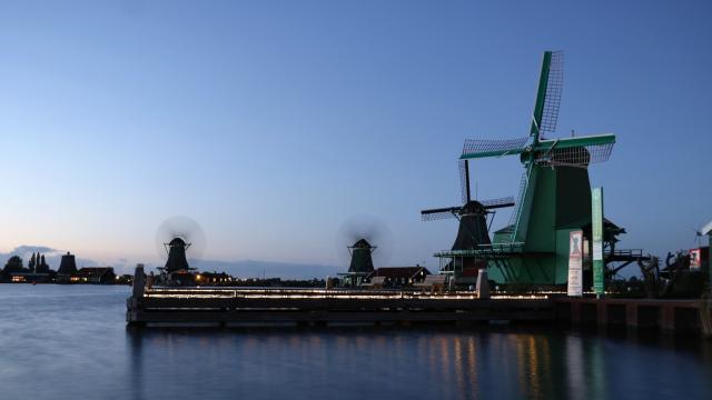 Nederland - HERFST …